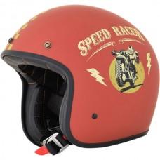 Casca moto open face AFX FX-76 Speed Racer