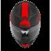 Casca moto integrala CMS GTR Spitfire Red
