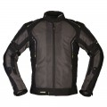 Geaca moto Modeka Khao Air black/dark grey