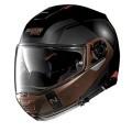 Casca moto flip-up Nolan N100-5 Consistency N Com Flat Black