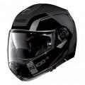 Casca moto flip-up Nolan N100-5 Consistency N Com Flat Lava Grey