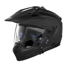 Casca moto crossover Nolan N70-2 X Classic N Com negru mat