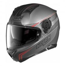 Casca moto integrala Nolan N87 Rapid N Com Flat Lava Grey