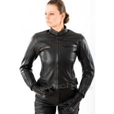 Geaca moto de dama Tschul New Jersey black